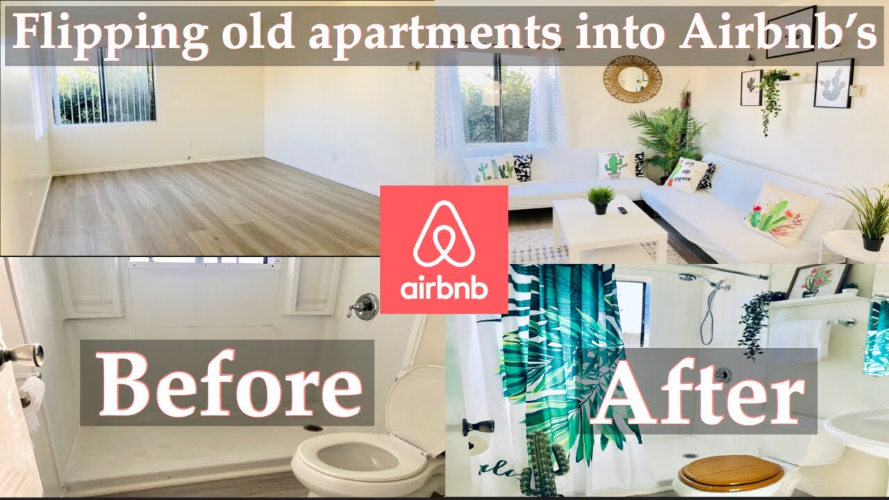 Image result for before and after airbnb