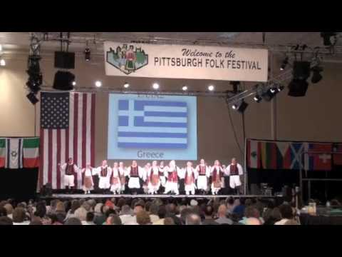Pittsburgh Folk Festival - 2010