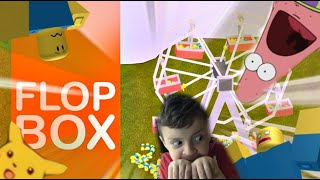 Flop Box! It's Noodle time! #Roblox #Silly #Fun
