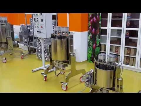 30 kg KudVic granite grinder Melangeur for chocolate, nut pastes, fillings, cocoa liquor