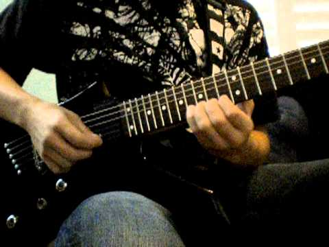 Nightmare - Avenged Sevenfold - Solo Lesson (WITH TABS!) - YouTube
