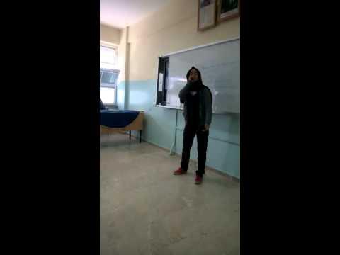 Azer Bülbül'ün Kızından Muhteşem Şarkı !!!!!!