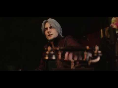 Dante Gets A Phone Call