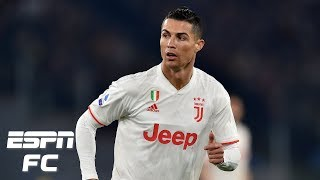 Cristiano Ronaldo making UEFA Team of the Year is absolutely silly - Gab Marcotti | ESPN FC