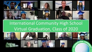 ICHS Virtual Graduation, Class of 2020