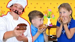 The Muffin Man | Songs for Kids