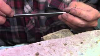Изготовление серёжек, полная версия