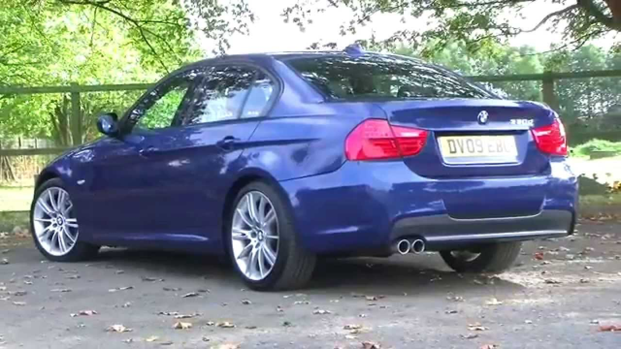 bmw 3 series 330d m sport 4dr 3 0 full bmw history immaculate youtube. Black Bedroom Furniture Sets. Home Design Ideas