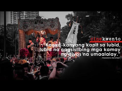 DOCUMENTARY FILM | Panata (Feast of the Black Nazarene)