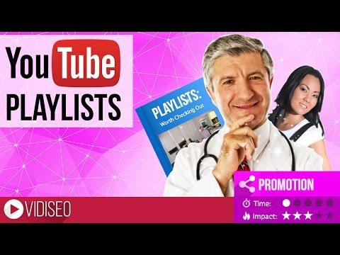 How to Make a Playlist on YouTube - 2014 Edition