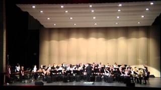 """Things That Go Bump in the Night"" - CPMS Symphonic Band 20"