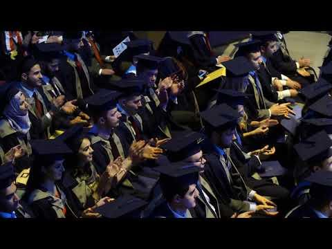 LJMU Autumn Graduation -  Friday 24 November - Afternoon Ceremony