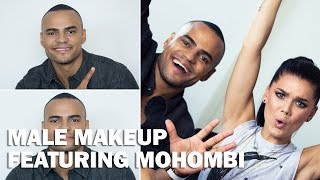 Male makeup featuring Mohombi  - Linda Hallberg Makeup Tutorials Thumbnail