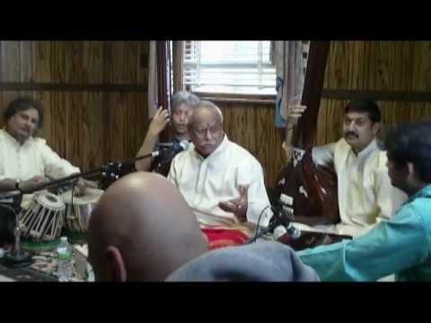 Pt. Vinayak Torvi - Vilaskhani Todi, Dr. Nishikant Sonwalkar (Tabla)