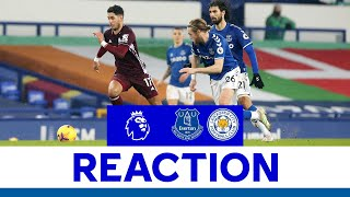 'We Played Our Game' - Ayoze Pérez | Everton 1 Leicester City 1