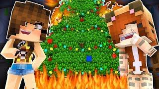 Minecraft Daycare -  BANNING CHRISTMAS !? (Minecraft Roleplay)