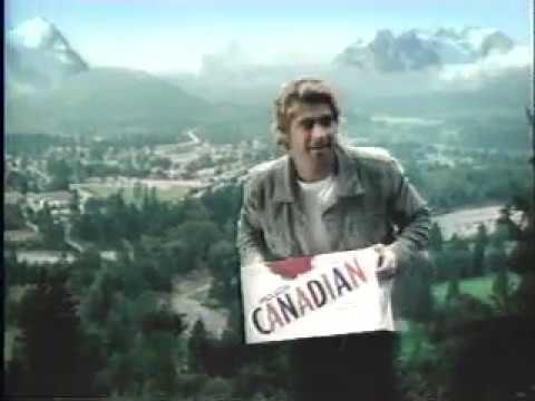 Classic Molson Canadian Ad - 500 Miles