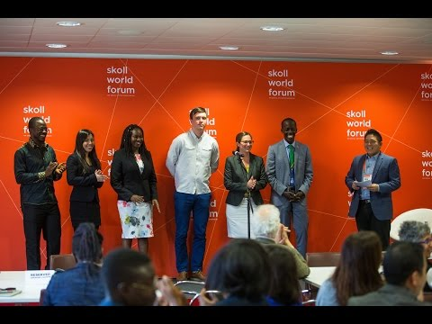 Common Ground Story Studio: Emerging Leaders Initiative #SkollWF 2017