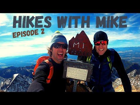 Fisher Peak Hike | Adventure Vlog | Cranbrook, BC