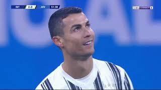 ملخص مباراة إنتر ويوفنتوس | إنتر يحسم ديربي إيطاليا ويهزم يوفنتوس بثنائية