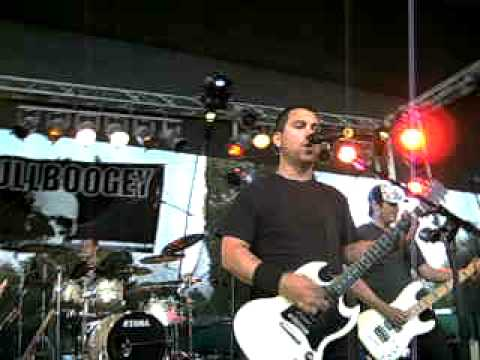 "SKULLBOOGEY ""Love war"", live at Flörsheimer Open Air, 18.07.2009"