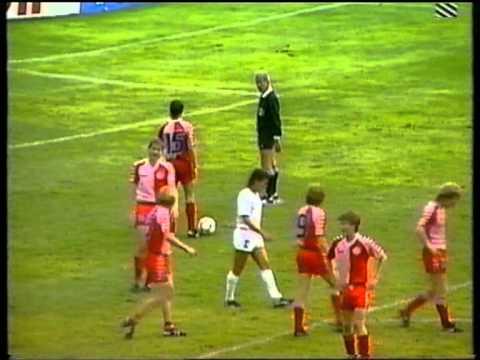 08/06/1986 Denmark v Uruguay
