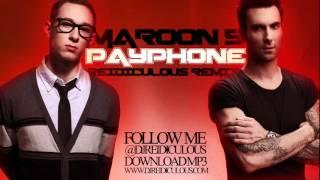 Maroon 5 - Payphone Remix (Audio Only) [Reidiculous]