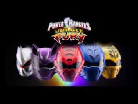 Power rangers jungle fury full team fan art new youtube power rangers jungle fury full team fan art new voltagebd Image collections