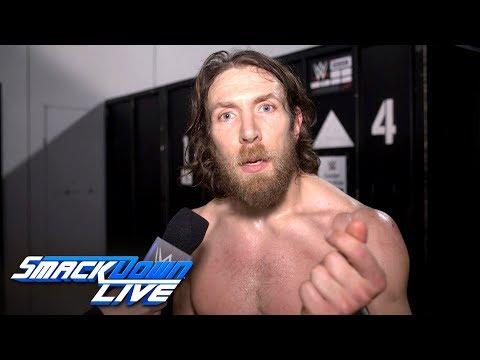 Daniel Bryan says Samoa Joe should be scared of him: SmackDown Exclusive, May 22, 2018