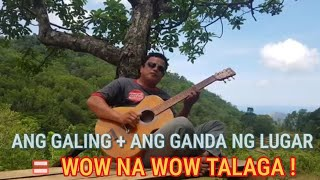Pinakanta ang guitara One Way Ticket - fingerstyle cover - Jessie Ampo