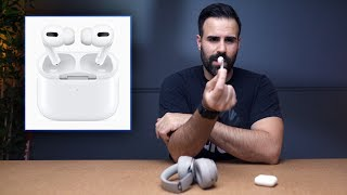 AirPods Pro - Smaller but Mightier!