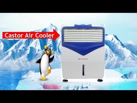 Castor Air Cooler 22-Litre Inverter Compatible Room Air Cooler