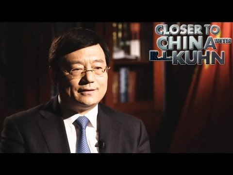 Closer to China with R.L.Kuhn — Five Major Development Concepts 09/25/2016 | CCTV