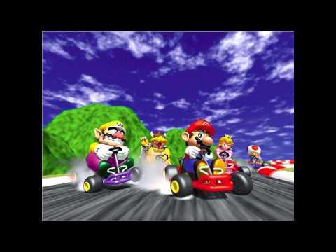 Mario Kart 64 (N64) - Full Soundtrack