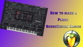 Sound Design Basics for Beginners How to Make a Pluck Sound