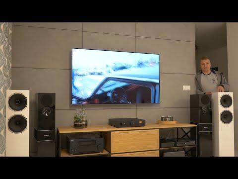 Quadral Platinium 7 Plus Vs Fyne Audio F502 - Czy Niemieckie Czy Brytyjskie Za Około 7000 Pln?