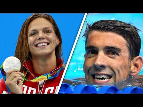 Russian Swimmer Points Out Michael Phelps In Doping Defense