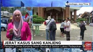 Pengikut Dimas Kanjeng Taat Pribadi Berkurang Live Report