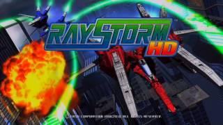 RayStorm HD (X360) Arcade Mode (R-Gray1 M) Clear (HD60)