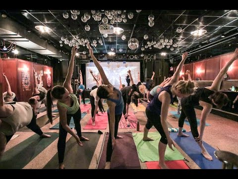 Harry Potter Yoga in Toronto is the city's most magical yoga class