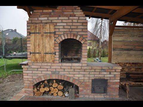 Grilo Wędzarnia By Buc Bbq How To Build Smokehouse Budowa Krok Po Kroku Projekt коптильня барбекю