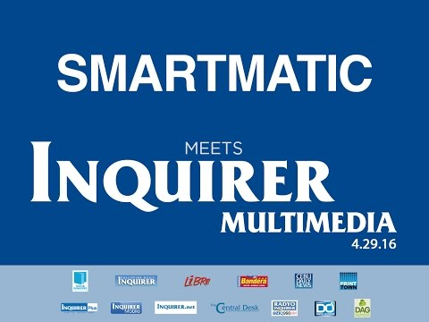 Smartmatic meets Inquirer Multimedia: Q&A on Vote Counting Machine