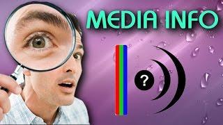 Параметры видео, аудио файла. Программа Media Info. Вспомогательный сервис.(Media Info - программа для получения технической информации об аудио, видео и графических файлах различных форм..., 2016-08-31T16:32:26.000Z)