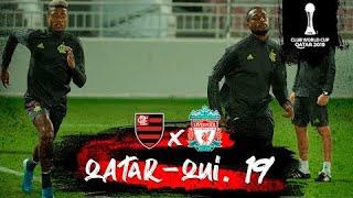 Flamengo no Mundial - Preparação para a grande final contra o Liverpool