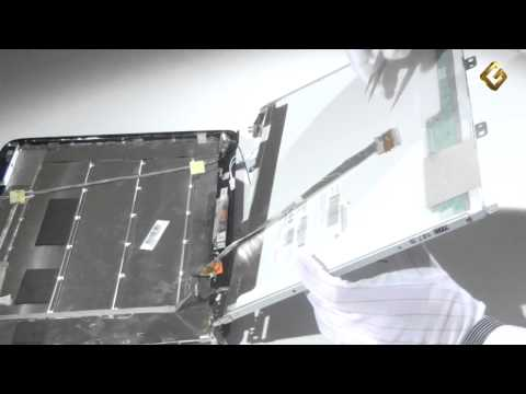 Ремонт Acer Aspire 5920G - замена матрицы в ноутбуке