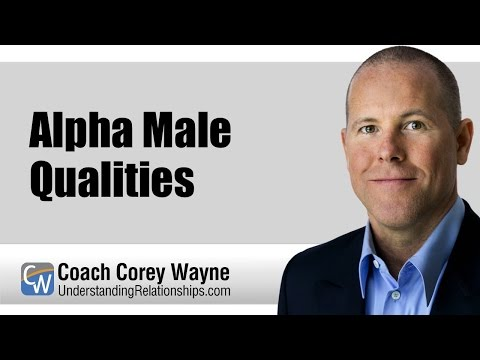 Alpha Male Qualities