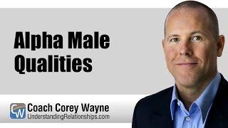 Alpha Male Qualities