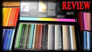 Unboxing Prismacolor Premier 150 Set Colored Pencil Review