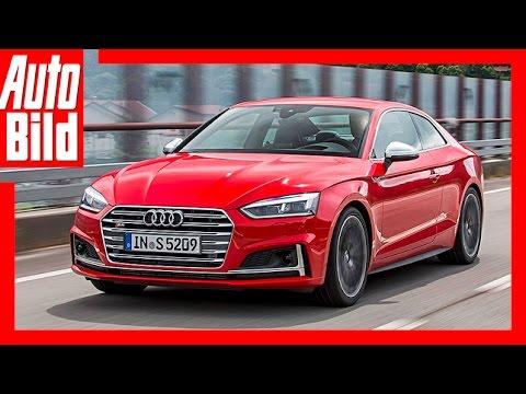 Audi S5 Coupé (2016) Review/ Test/ Probefahrt/ Fahrbericht