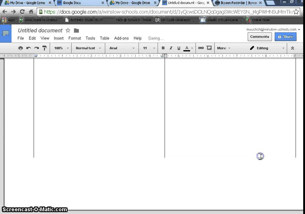 How To Make Postcard With Google Docs